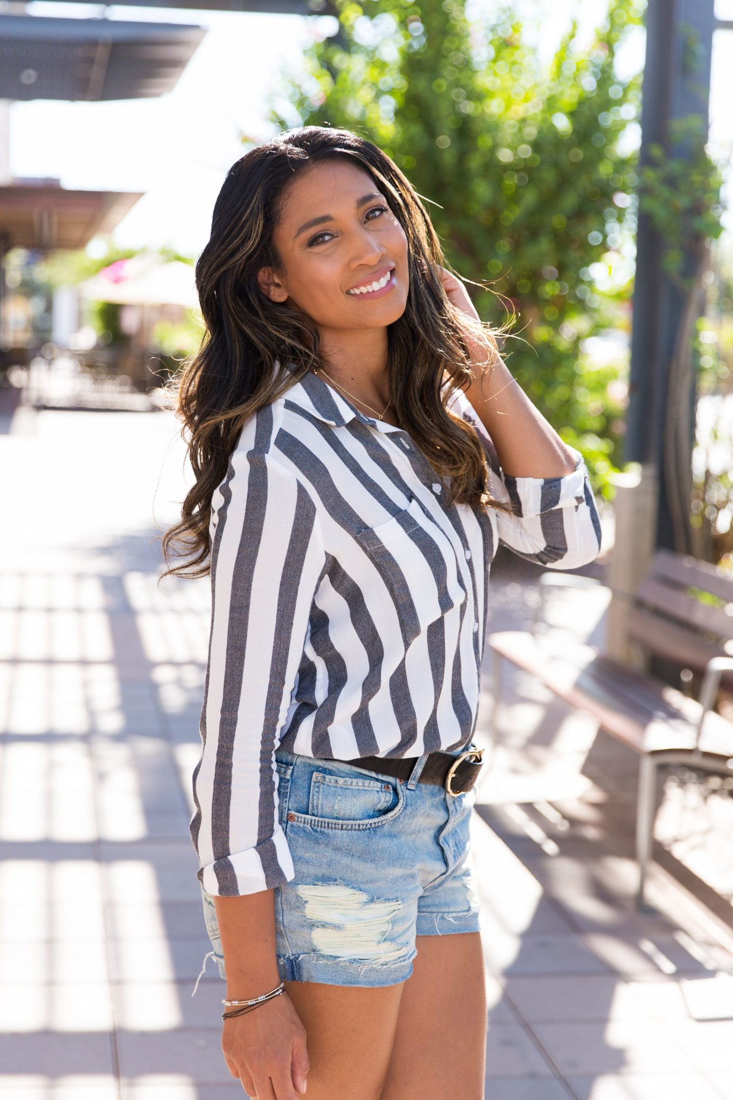 FALL OUTFIT, FALL SHIRT, WHAT TO WEAR, CUTE STRIPED SHIRT, FALL OUTFIT INSPO, CUTE FALL CLOTHES