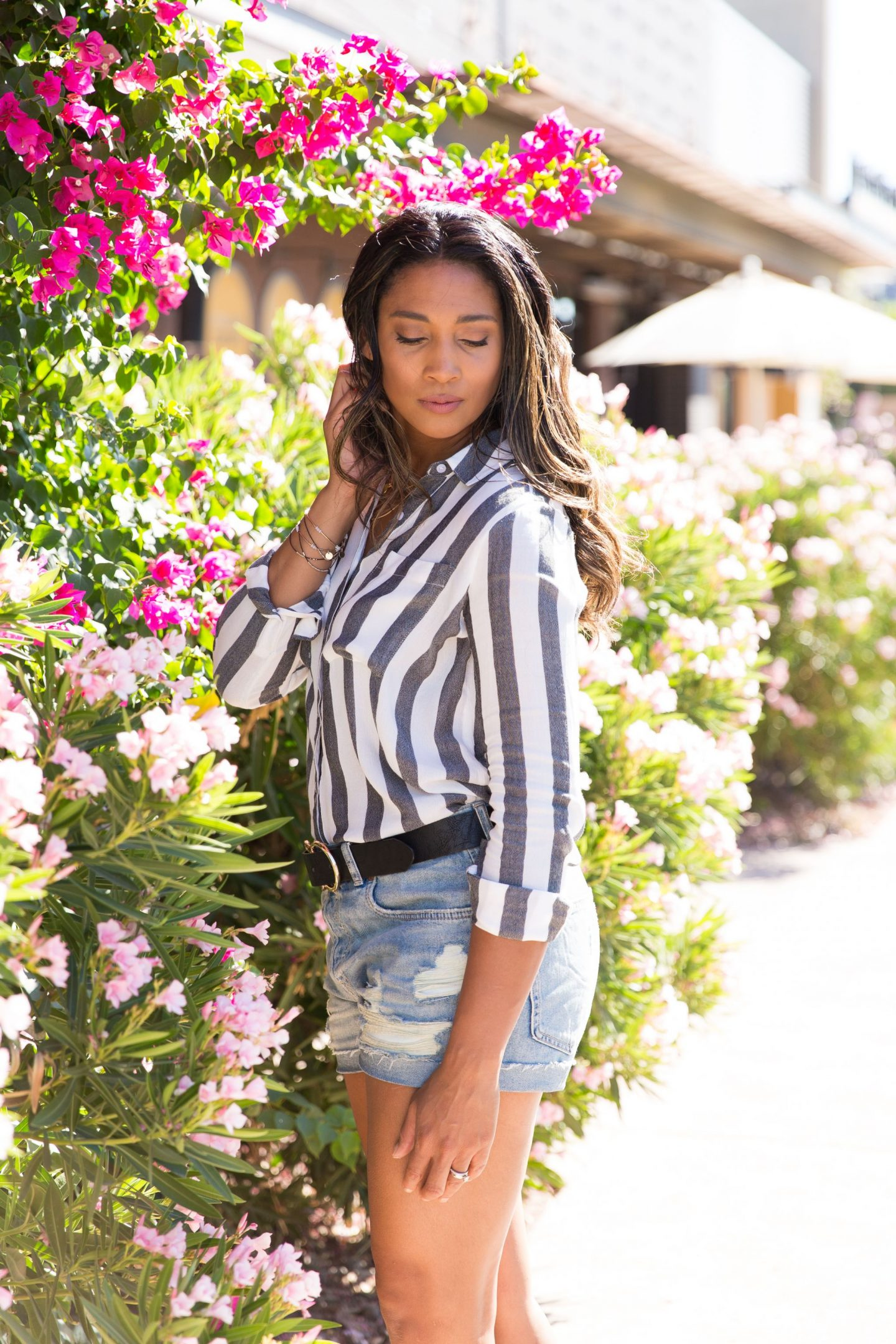 FALL OUTFIT, WHAT TO WEAR, CUTE STRIPED SHIRT, WHAT TO WEAR, OUTFIT INSPO