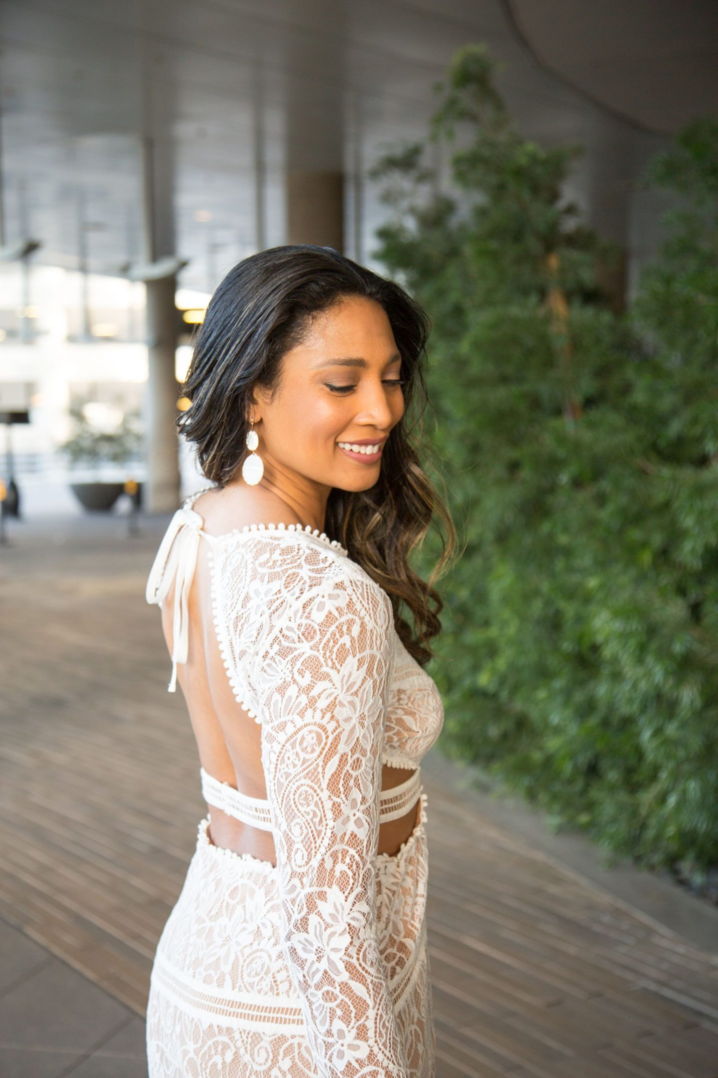 White Cutout Dress,BRIDE TO BE DRESS, BRIDAL SHOWER OUTFIT, WHITE LACE DRESS, SPRING DRESS, SUMMER DRESS, WEDDING DRESS