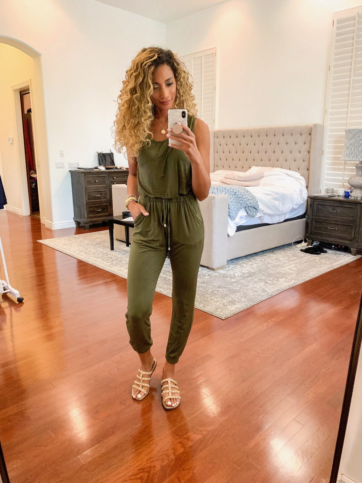JUMPSUIT, CASUAL JUMSUIT, MOMSTYLE, SCOTTSDALE BLOGGER,