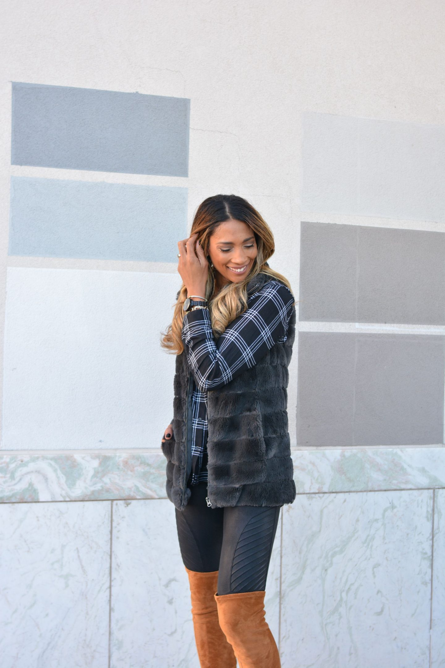 HOW TO WEAR LAYERS FOR FALL AND WINTER