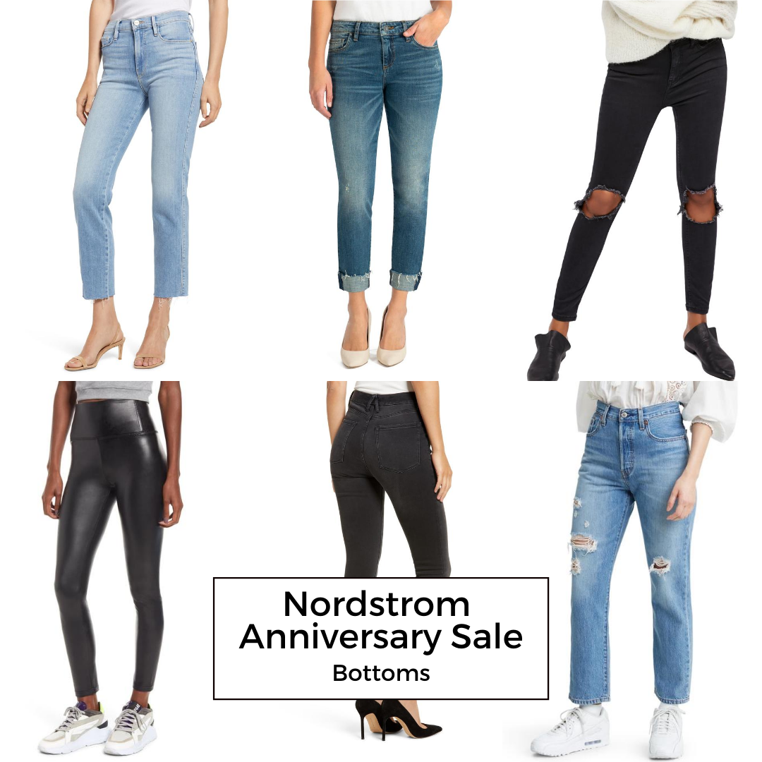 Nordstrom Anniversary Sale Jeans and Pants