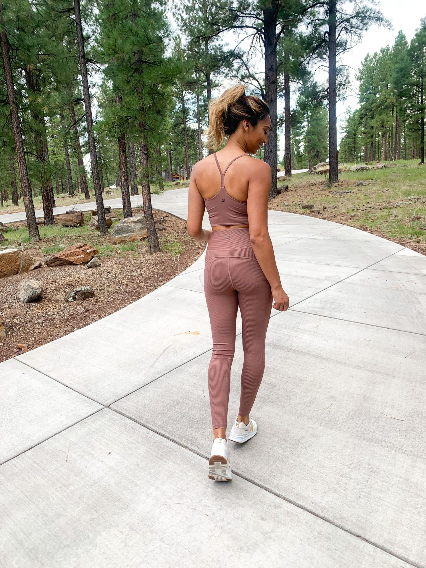 NUDE WORKOUT SET