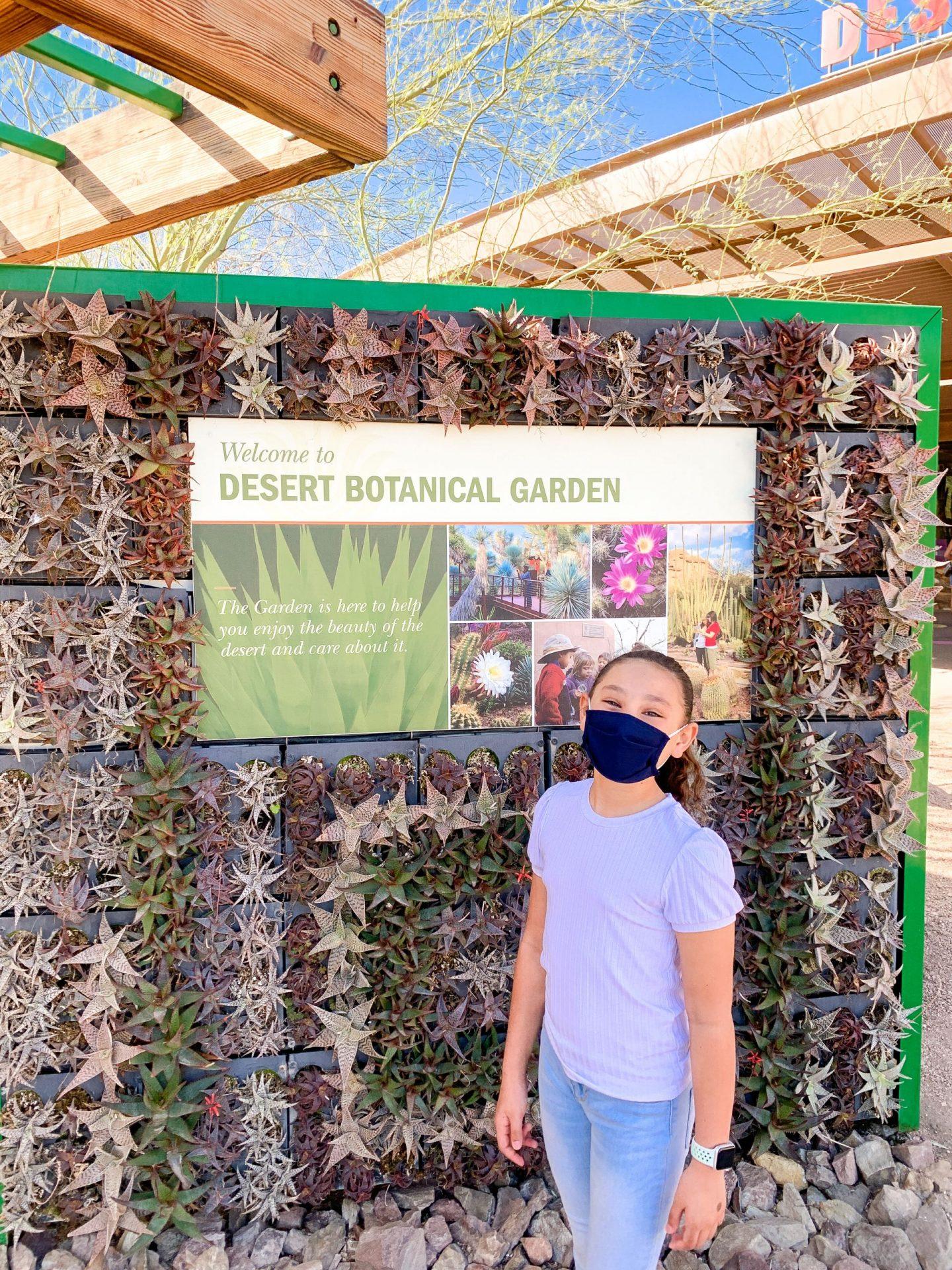 Desert Botanical Gardens Phoenix